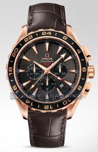 Seamaster Aqua Terra Chronograph GMT 231.53.44.52.06.001
