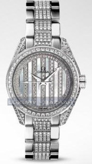 Seamaster Specialities Jewellery with Diamonds 231.55.30.20.52.003