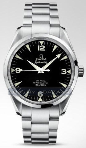 Seamaster Railmaster Chronometer 2503.52