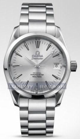 Seamaster Aqua Terra Mid Size Chronometer 2504.30.00