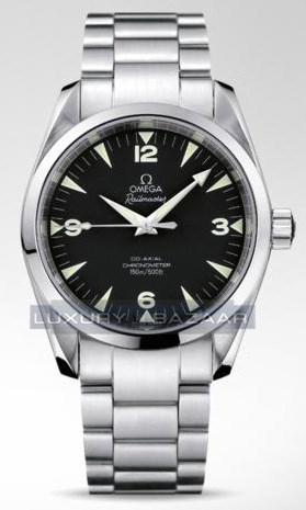 Seamaster Railmaster Chronometer 2504.52