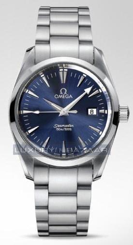 Seamaster Aqua Terra Quartz 2518.80.00