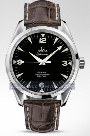 Seamaster Railmaster Chronometer 2803.52.37