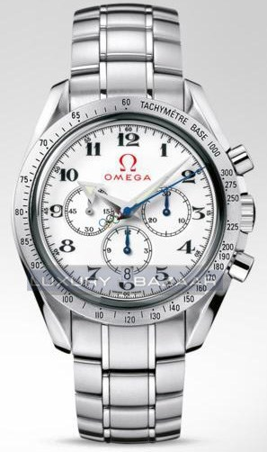 Speedmaster Specialities Olympic Collection Timeless 321.10.42.50.04.001