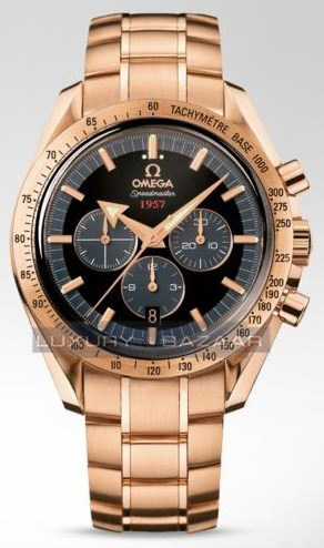 Speedmaster Broad Arrow 321.50.42.50.01.001