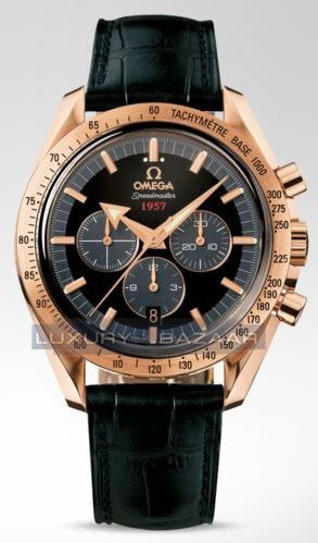Speedmaster Broad Arrow 321.53.42.50.01.001