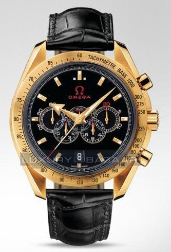 Speedmaster Specialities Olympic Collection Timeless 321.53.44.52.01.002
