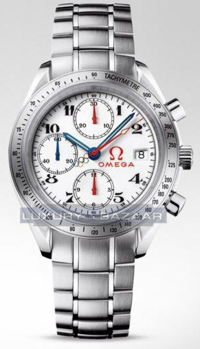 Speedmaster Specialities Olympic Collection Timeless 323.10.40.40.04.001