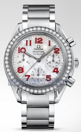 Speedmaster Automatic Chronograph with Diamonds 3535.79