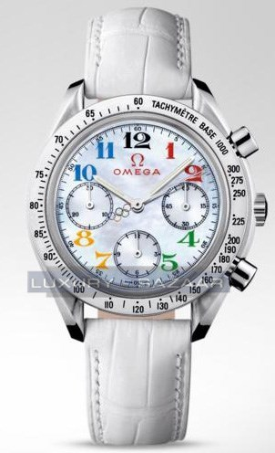 Speedmaster Specialities Olympic Collection Timeless 3836.70.36