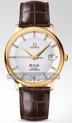Deville Prestige Automatic with Diamonds  4617.35.02