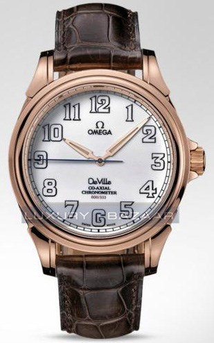 Deville Co-Axial Chronometer 4660.20.32