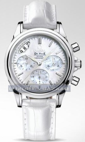 Deville Co-Axial Chronograph 4878.70.36