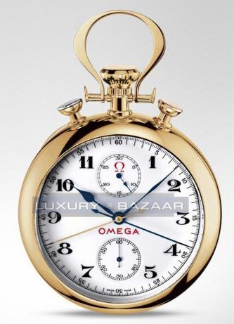 Olympic Pocket Watch 1932 5109.20.00