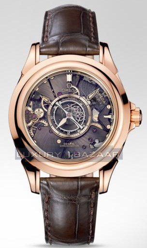 Deville Specialities Tourbillon 513.53.39.21.99.001