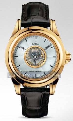 Deville Specialities Tourbillon 5913.30.32