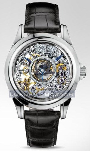 Deville Specialities Skeleton Tourbillon 5945.30.31