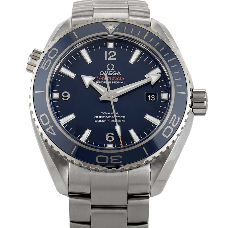 Seamaster Planet Ocean 600M Co/Axil Chronometer 23290462103001
