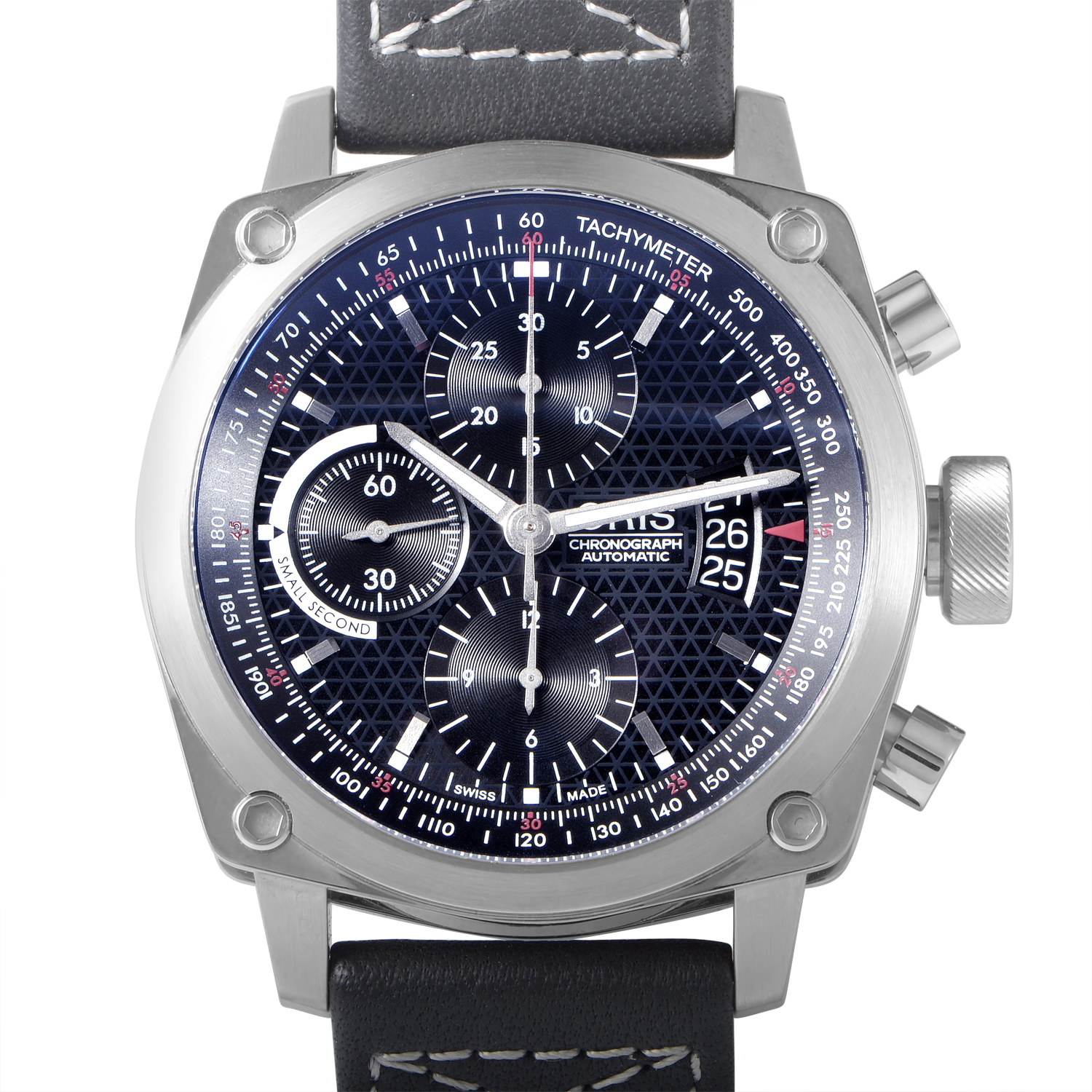 BC4 Chronograph Mens Stainless Steel Automatic 0167476164154-0752258FC