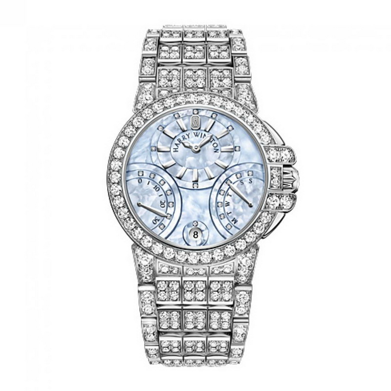 Ocean Biretrograde 36mm OCEABI36WW051 (White Gold)