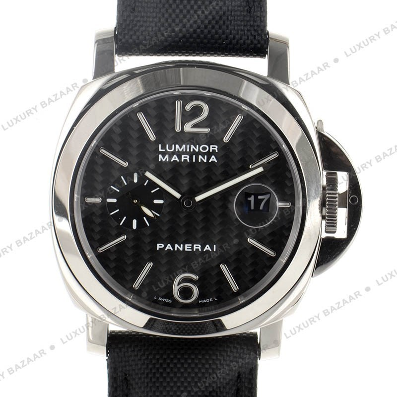 Luminor Marina Automatic 44mm White Gold PAM 00180