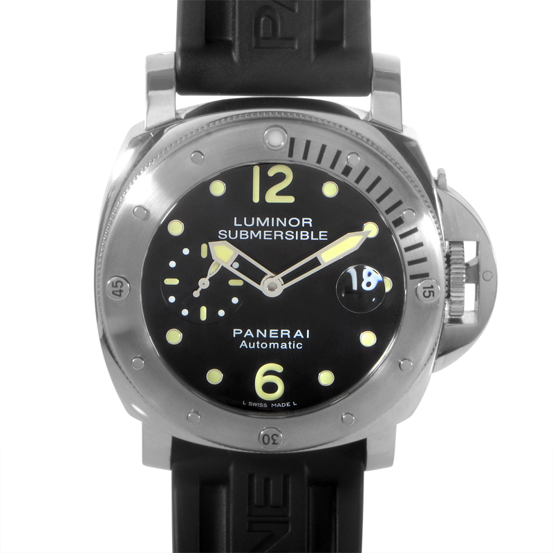 Luminor Submersible Acciaio 44mm PAM00024