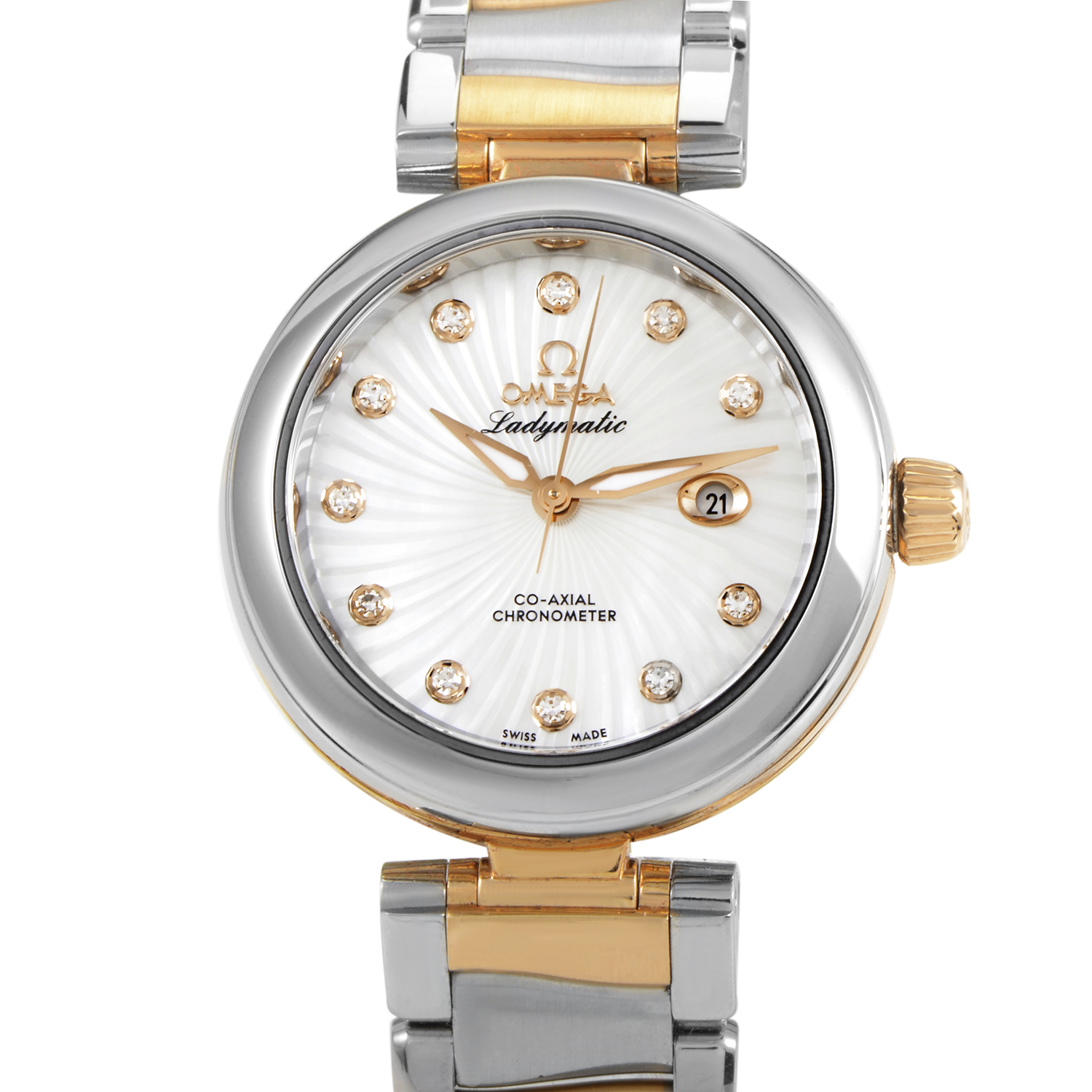 Ladymatic Omega Co-Axial 425.20.34.20.55.002