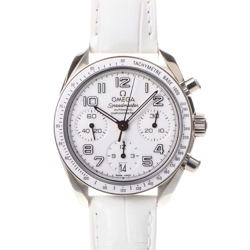 Speedmaster Automatic Chronometer 324.33.38.40.04.001