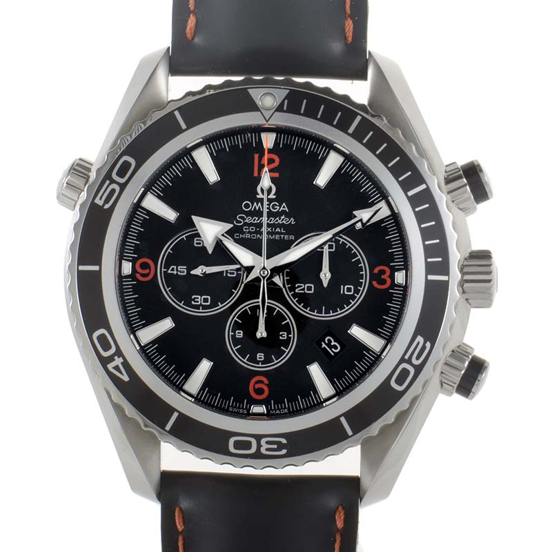 Planet Ocean Chronograph Watch 2910.51.82