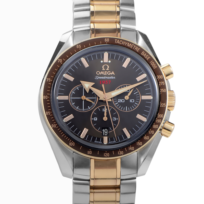 Speedmaster Broad Arrow 321.90.42.50.13.001