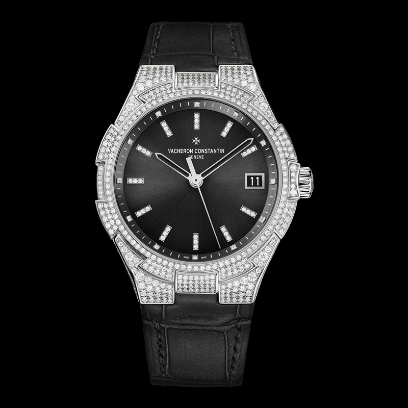 Overseas Lady Date Automatic 47660/000G-9829