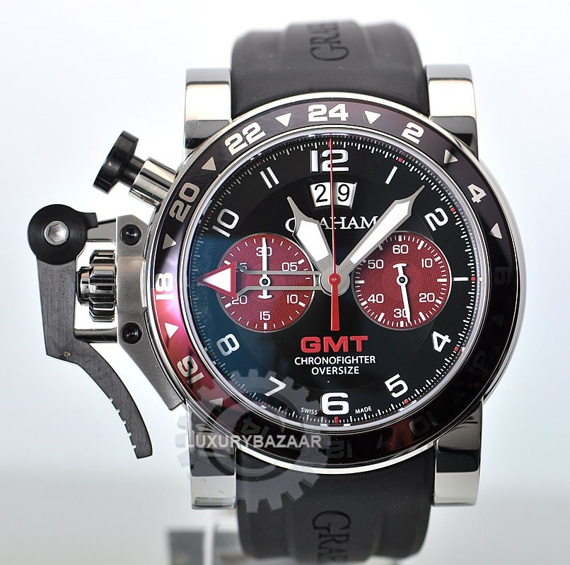 Oversize GMT Bordeaux 2OVGS.B20A