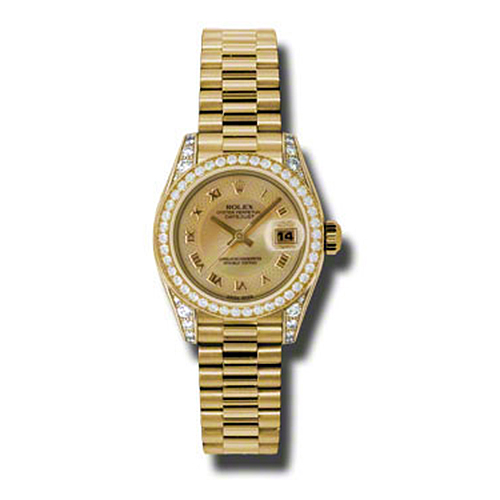 Oyster Perpetual Lady-Datejust 179158 chmdrp