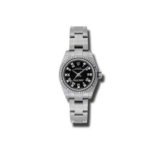 Oyster Perpetual 176234 bkdo