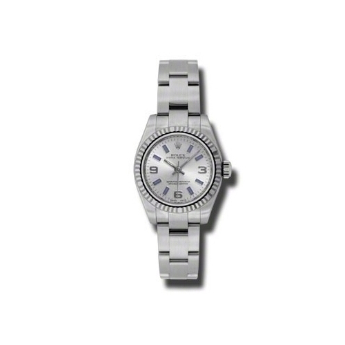 Oyster Perpetual 26mm Fluted Bezel 176234 sablio