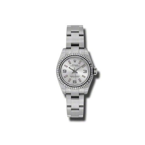 Oyster Perpetual 26mm Fluted Bezel 176234 sapio