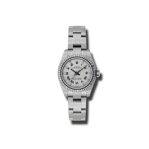 Oyster Perpetual 26mm Fluted Bezel 176234 sdo
