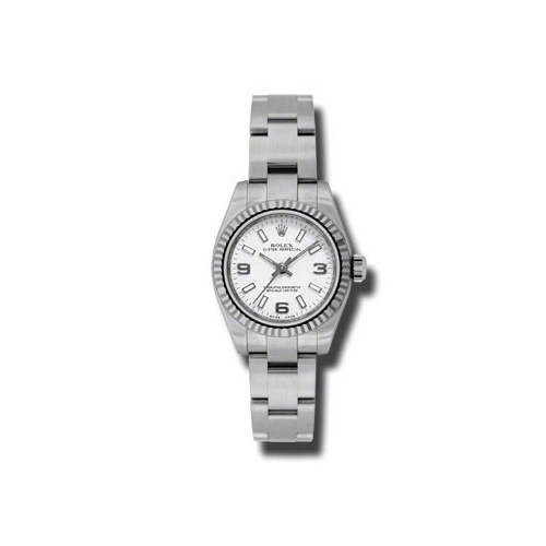 Oyster Perpetual 26mm Fluted Bezel 176234 waio
