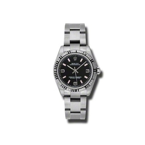 Oyster Perpetual 31mm Fluted Bezel 177234 bkapio