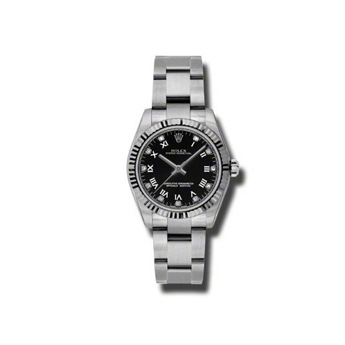 Oyster Perpetual 31mm Fluted Bezel 177234 bkdo