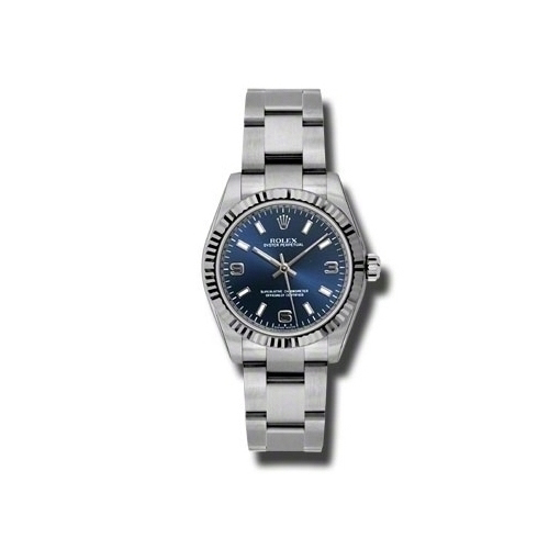 Oyster Perpetual 31mm Fluted Bezel 177234 blaio