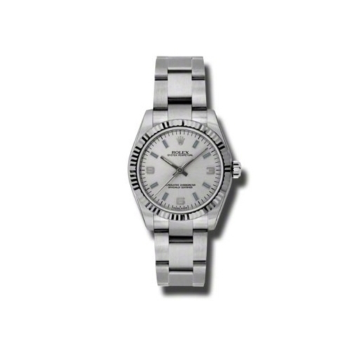 Oyster Perpetual 31mm Fluted Bezel 177234 sblio