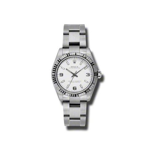 Oyster Perpetual 31mm Fluted Bezel 177234 waio