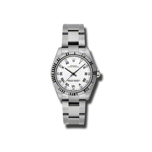 Oyster Perpetual 31mm Fluted Bezel 177234 wdo