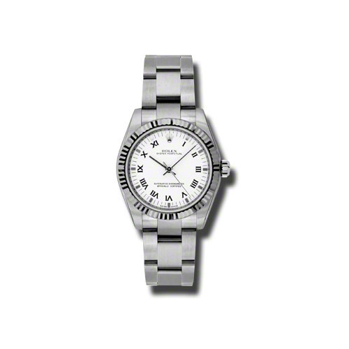 Oyster Perpetual 31mm Fluted Bezel 177234 wro