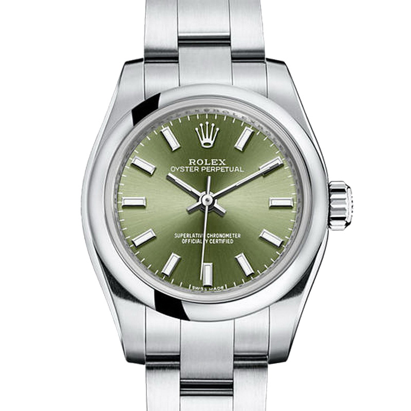 Oyster Perpetual 26 176200-0014 (Stainless Steel)
