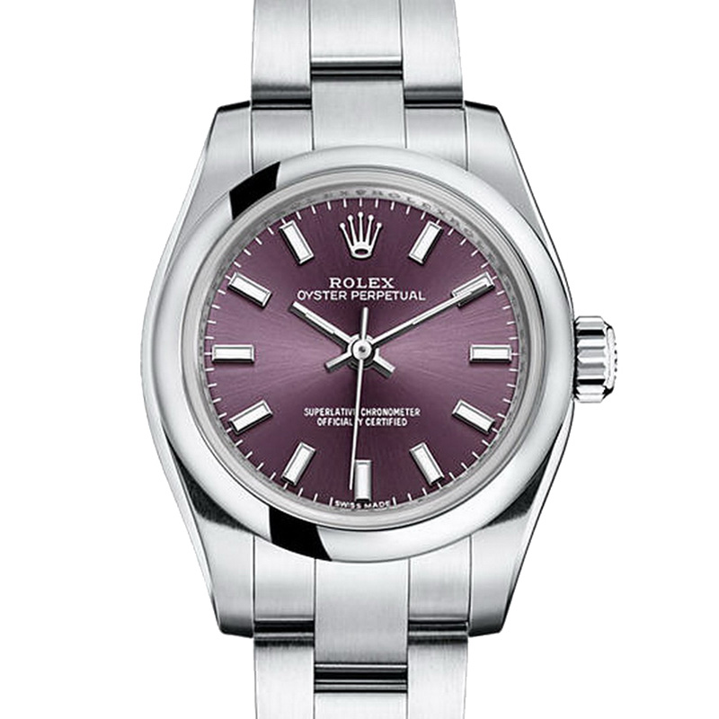 Oyster Perpetual 26 176200-0016 (Stainless Steel)