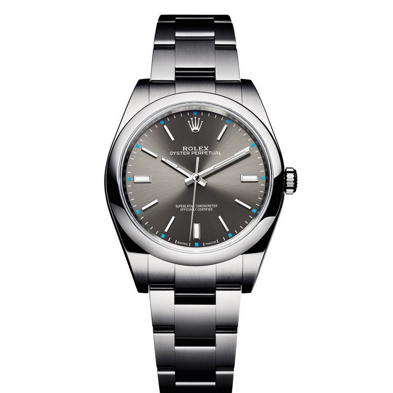 Oyster Perpetual 39 114300-0001 (Stainless Steel)