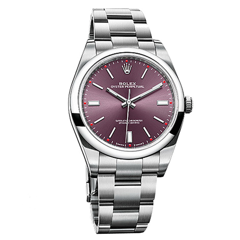 Oyster Perpetual 39 114300-0002 (Stainless Steel)