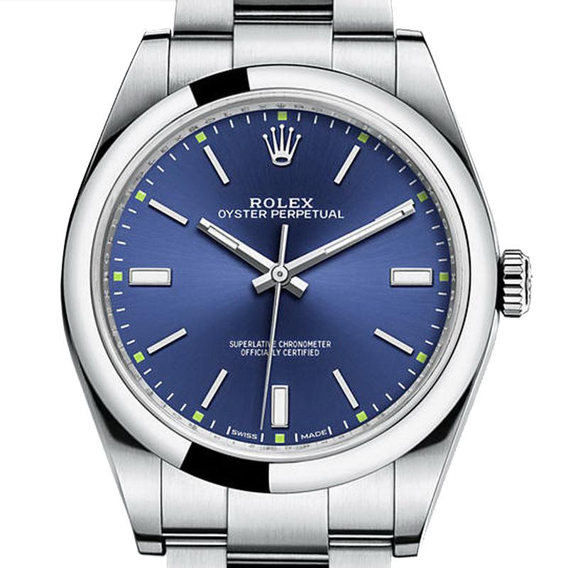 Oyster Perpetual 39 114300-0003 (Stainless Steel)